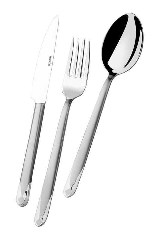 - Asellus Serisi - Mat - Tatlı Bıçak ( 6 Adet )