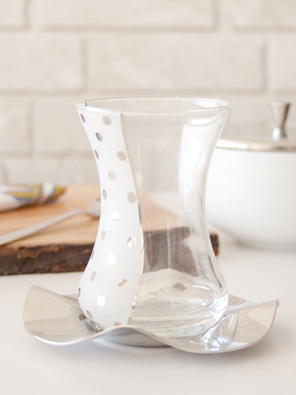 Narin - Dalga Çay Tabak