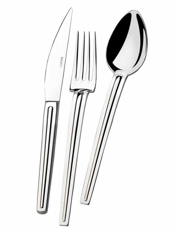 - Elegante Serisi - Mat - Yemek Çatal ( 6 Adet )