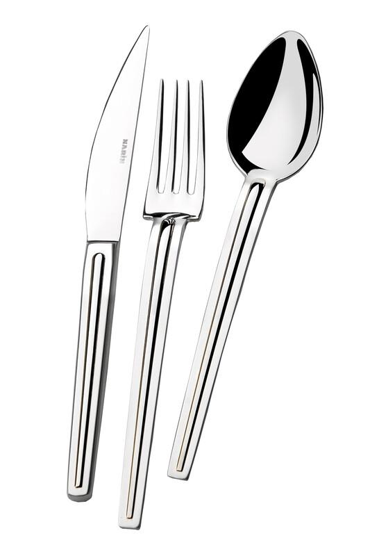 - Elegante Serisi - Sade - Tatlı Bıçak ( 6 Adet )