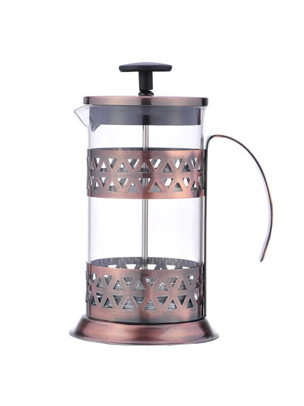 Narin - French Press - Bakır