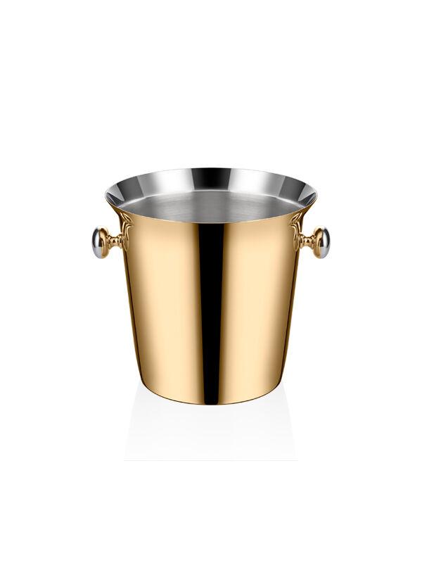 Narin - Mini Buz Kovası - Titanyum Gold
