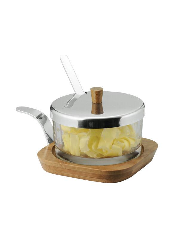 Narin - Parmesanlık - Bambu Standlı