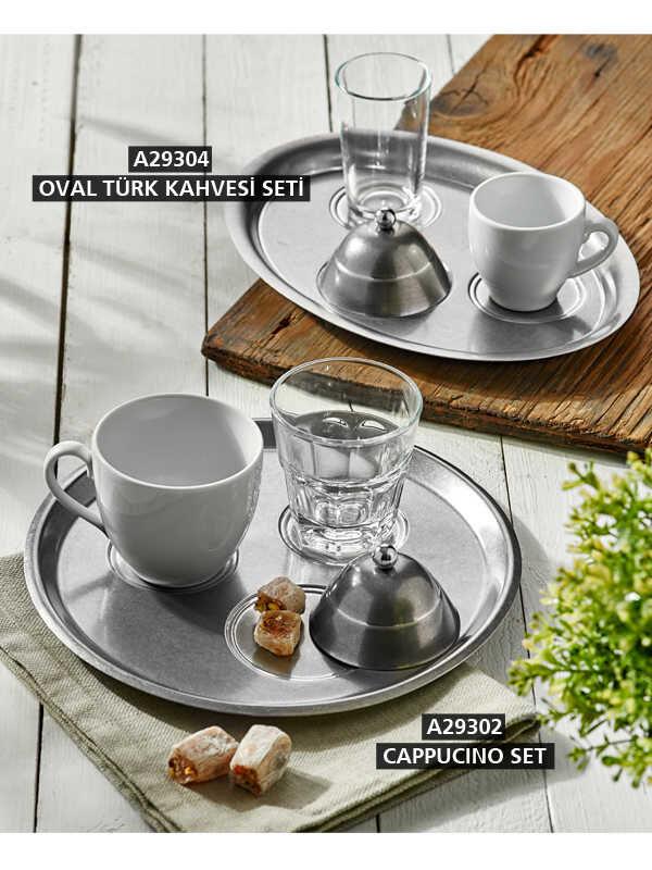 Narin - Retro Kahve Setleri
