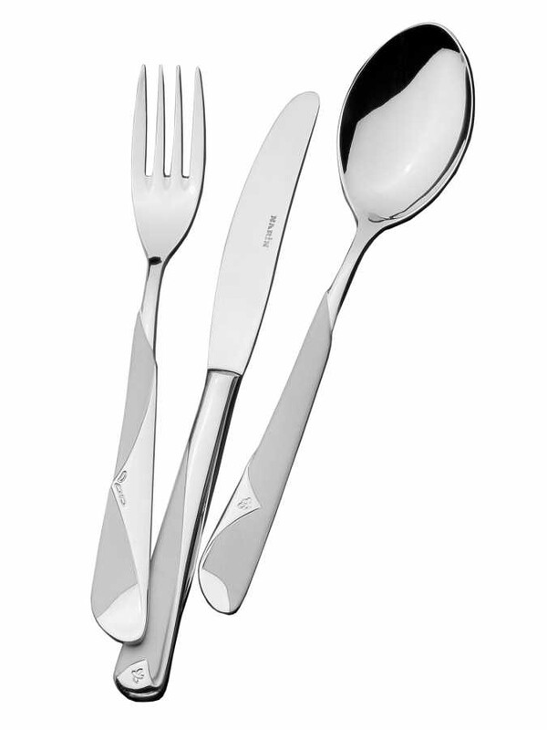 - Şal Serisi - Mat - Tatlı Bıçak ( 6 Adet )