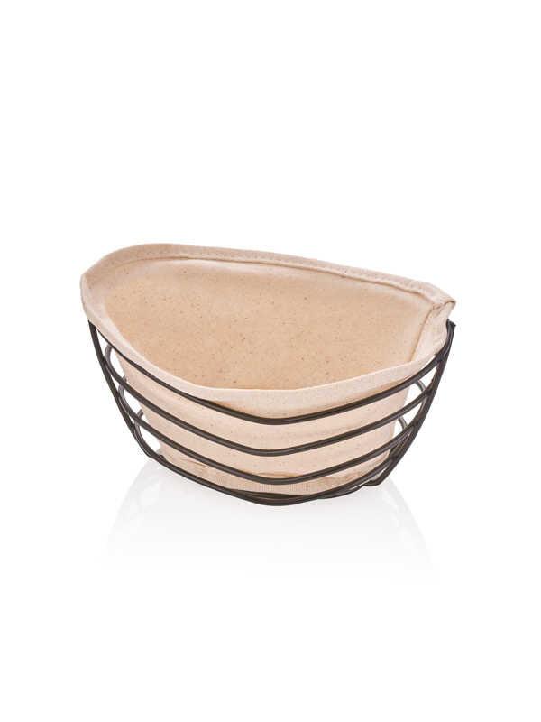Narin - Tel Ekmeklik Oval - Siyah